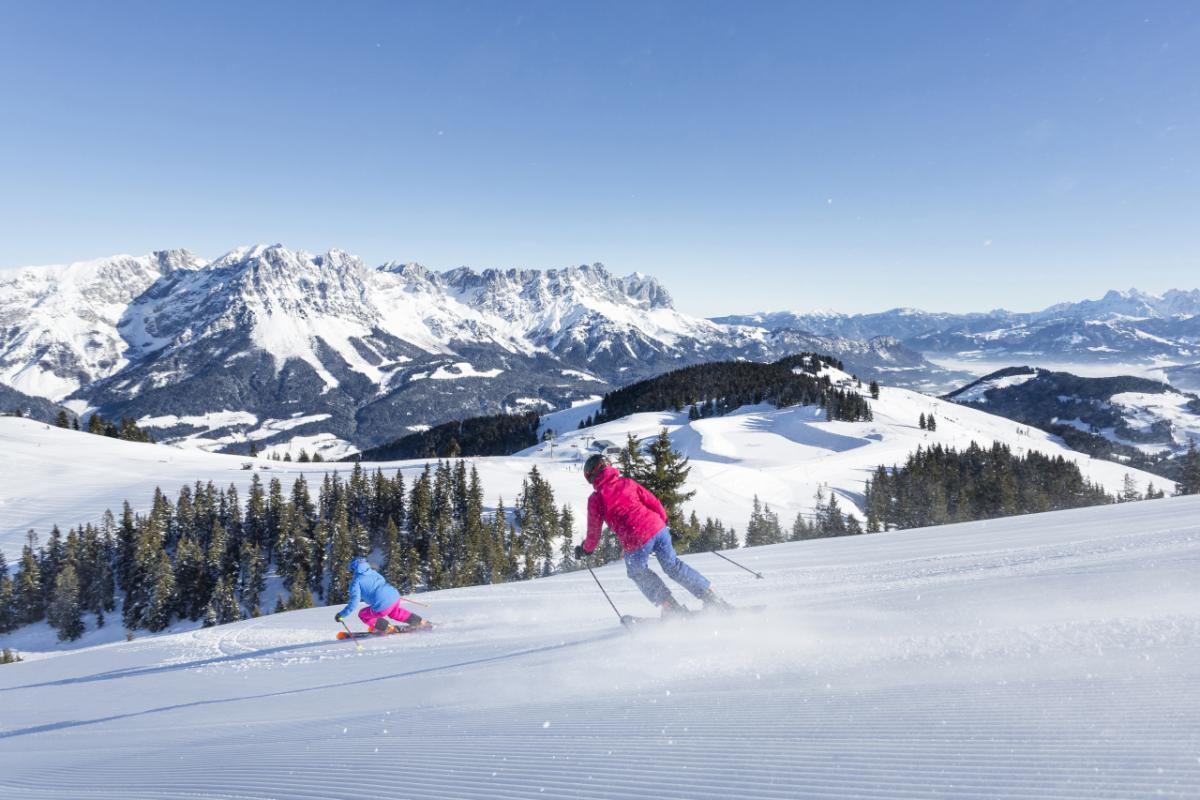 Skiunfall Wilder Kaiser